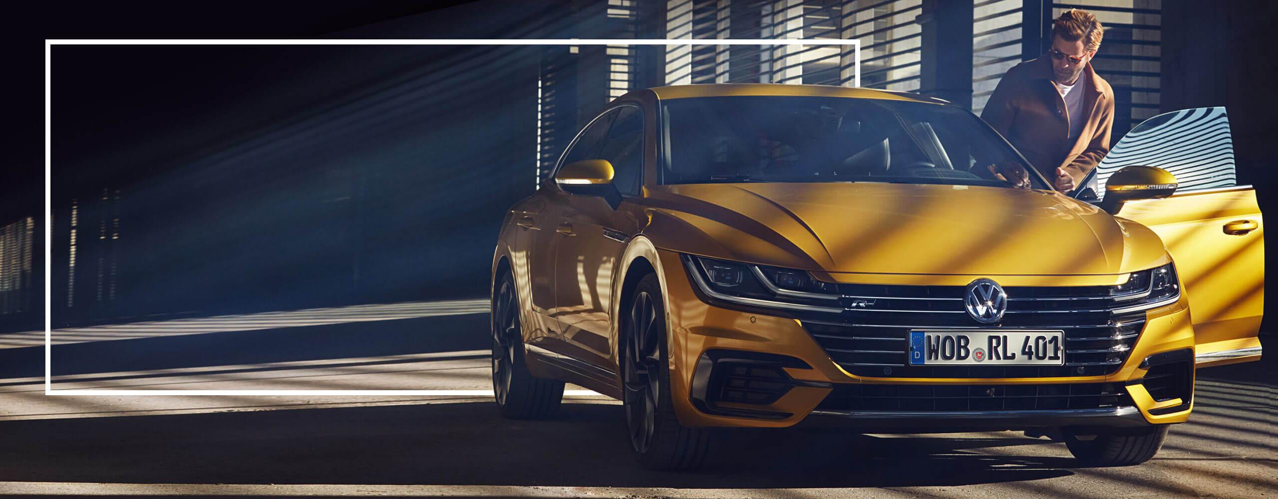 Nouvelle Arteon, à découvrir chez C.E.D.A.M Automobiles